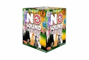 Náhled produktu - No sound Fireworks